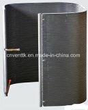 Cambista de calor de alumínio do microcanal
