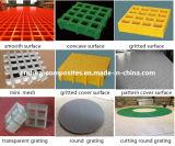 Решетка дорожки GRP/FRP/решетка стеклоткани Gratings/FRP отлитая в форму таможней