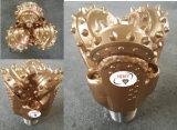 穴あけ工具の井戸TCIの歯のローラーの円錐形ビット