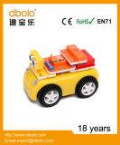 Giocattoli elettronici delle automobili del modello RC di hobby dell'ABS di colore giallo caldo di vendita con l'albero della fibra