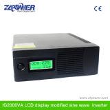 변경된 사인 파동 500~2000va 힘 변환장치