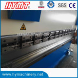 Machine à cintrer de plaque métallique de la vente WC67Y-160X3200 chaude/machine se pliante hydraulique