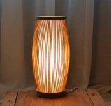 Bambusschreibtisch-Lampen-Tisch-Licht-Anzeigen-Licht