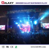 La publicidad al aire libre de interior a todo color móvil de alquiler del RGB fijada instala la pantalla de visualización video del panel del LED para el uso de la etapa
