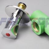 Шарик PPR/строб/клапан стопа/ливня для горячей воды, Pn25