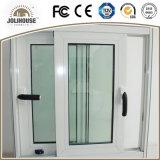 중국 공장에 의하여 주문을 받아서 만들어지는 UPVC 미끄러지는 Windows 직매
