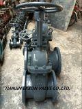 GOST 기준 탄소 강철 게이트 밸브