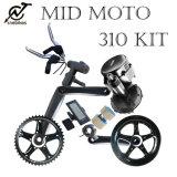 8 kit eléctrico de la bicicleta de la diversión BBS01 36V 250W