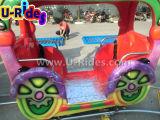Поезд Kiddie езды занятности электрический для парка атракционов