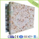 El panel del panal de la losa del granito para la pared exterior