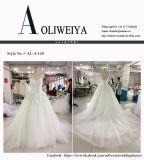 Aoliweiyaの実質の新しい高品質の王女夜会服のウェディングドレス