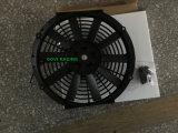 12inch Universal Slim Car Radiators Ventilador elétrico Ventilador Fãs Preto