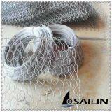 Sailin galvanizou o cerco de pano de fio da galinha