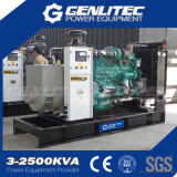 Самый большой комплект генератора рабата 240kw 300kVA Cummins тепловозный (GPC300)