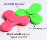 Fileur sans fil de personne remuante de haut-parleur de Bluetooth avec l'éclairage LED