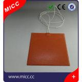 Almofada de aquecimento flexível da borracha de silicone do cilindro de Powerblanket