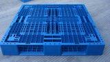 De beste Verkopende Plastic Pallet 1100*1100*150 van de Plicht van de Lage Prijs Lichte
