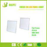 Luz de painel do diodo emissor de luz da luz de painel 60*60 do diodo emissor de luz, 110lm/W Ce RoHS SAA TUV