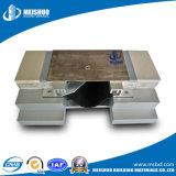 Vertieft konkretes Bodenbelag-Ausdehnungsverbindung-Deckel-Aluminiumprofil installieren