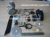 Cdh motorizou o motor do curso do motor 48cc 2 da bicicleta