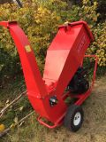 C E Certification 15HP Branch Crusher/Wood Chipper
