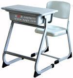 학교 가구 플라스틱 학교 학생 테이블 의자 Sf-40f