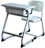 Cadeira de tabela plástica Sf-40f do estudante da escola da mobília de escola