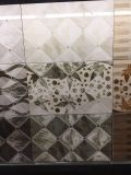 Mattonelle Polished della parete della cucina della porcellana lustrate griglia decorativa del getto di inchiostro 3D