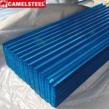 Минералы Prepaint гальванизированная стальная катушка для листа толя