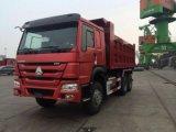 Sinotruk HOWO 6X4 20cbm de Vrachtwagen van de Stortplaats van 10 Banden