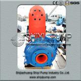 Bomba resistente de Centrifuga de la mezcla de la sola etapa del tratamiento de aguas para aspirar el lodo y el fango