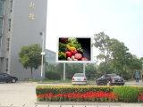 Escuela al aire libre a todo color caliente de la venta P10 1r1g1b que hace publicidad de la pantalla del LED