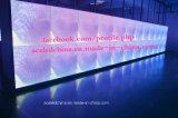 Pantalla de visualización de LED de la publicidad al aire libre de la INMERSIÓN P8 del alto brillo