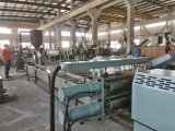 PP Cement Bag Pelletizing Machinery for Plastic Recycling Granulator