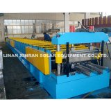 Machine à formater des rouleaux de plancher en acier inoxydable en acier inoxydable