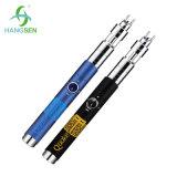 E-Сигарета подземного толчка новой модели Hangsen самая лучшая продавая с кристаллический пакетом
