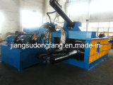Scrap Iron (Y81F-315)를 위한 유압 Metal Baler