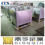 Serbatoio di IBC - 1000 litri con il blocco per grafici del acciaio al carbonio