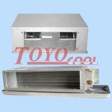 Tipo condicionador de ar da bobina do duto & do ventilador