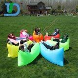 よく簡単な様式の野外活動のためのポケットが付いている膨脹可能な空気ソファー