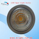 Indicatore luminoso chiaro tagliente del punto della PANNOCCHIA LED MR16 GU10 LED