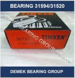 Rolamento de rolo quente 31594/31520 Set57 do atarraxamento da polegada de Timken do Sell