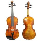 Sinomusik Handmade Antique Craved Advanced Violin