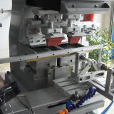2개의 색깔 패드 인쇄 기계 가격