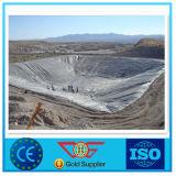 0.75 milímetros de HDPE Waterproofing Geomembrane para a operação de descarga