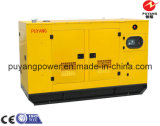 Puyang Weichai 40kw 50kVA Genset diesel insonorisé (PF40GFS)