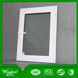 Окно Casement термально пролома алюминиевое UPVC двойной застеклять