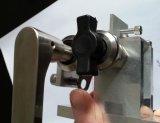 Se réunir de usinage d'acier inoxydable de blocage de porte de cabine