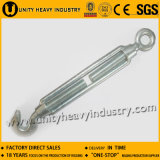 可鍛性鋳造物鋼鉄商業タイプターンバックル