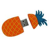De promotie Aandrijving van de Flits van het Voedsel USB van de Ananas (PZM1027)
